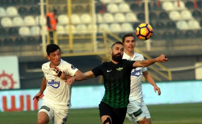 Akhisar Belediyespor'da Serdar Kesimal'ın sözleşmesi feshedildi