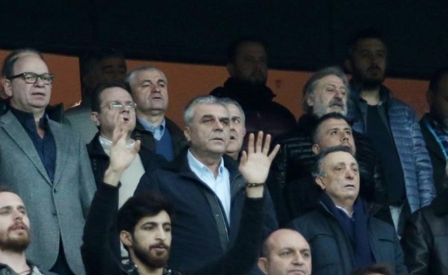 """Eryüksel: """"Beşiktaş seyirci baskısı ile kazandı"""""""