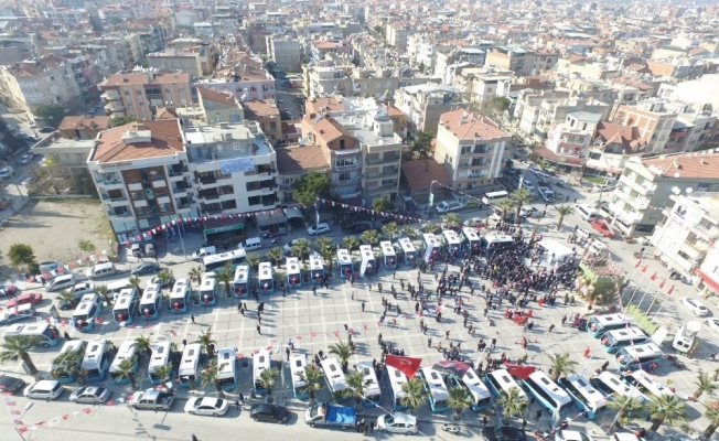 Turgutlu'da dönüşüm ve değişim var