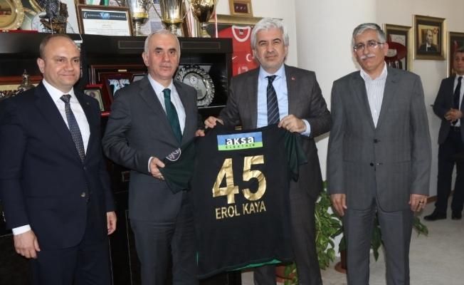 AK Parti Genel Başkan Yardımcısı Erol Kaya:
