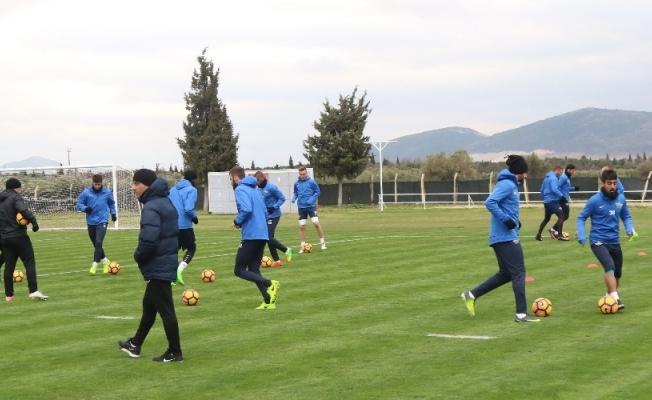 Akhisar Belediyespor, Adanaspor maçı hazırlıklarına başladı