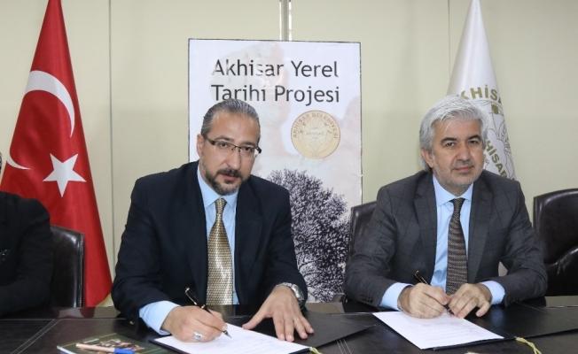 Akhisar'ın yerel tarihine ışık tutacak proje