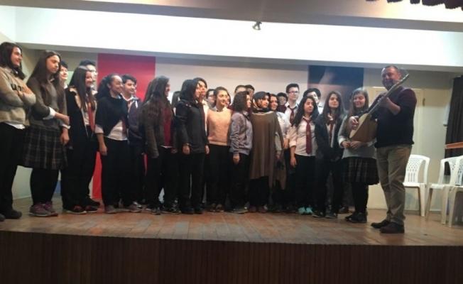 Alaşehir Belediyesi Türk Halk Müziği Korosu kuruyor