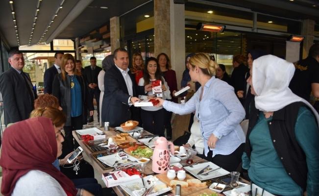 Başkan Çerçi partili kadınlara seslendi
