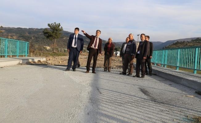 Çatalköprü'de dur-geç devri sona erdi