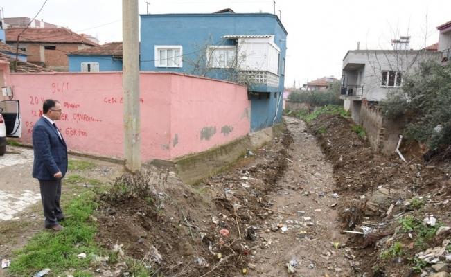 Çepnidere'de hummalı çalışma