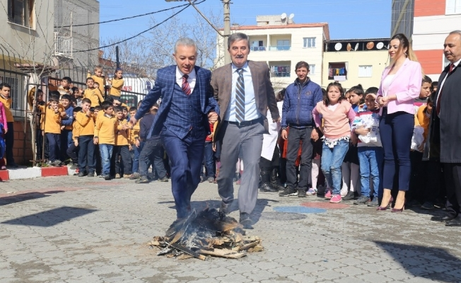 Kula ve Turgutlu'da Nevruz coşkusu