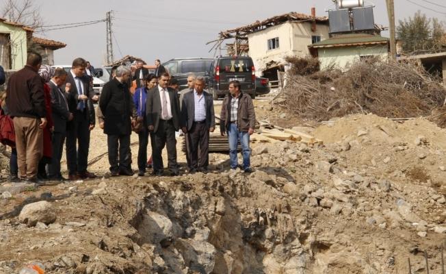 MASKİ'den Sarıgöl ve Kula'da yenileme çalışmaları