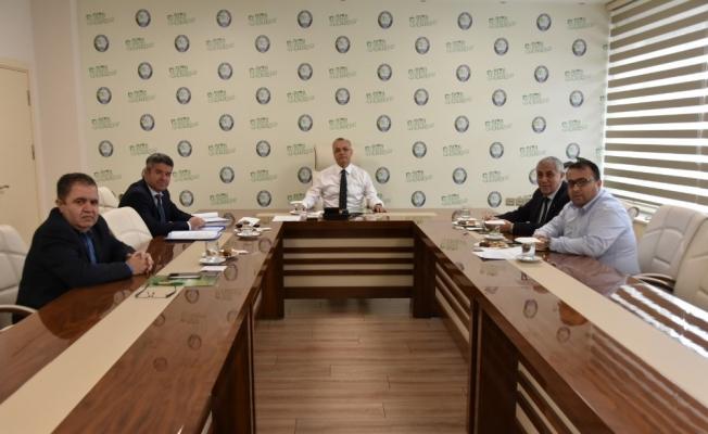 Salihli OSB Mart ayı toplantısı yapıldı