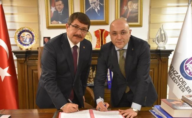 Şehzadeler Belediyesi ve İş-Kur'dan anlamlı işbirliği