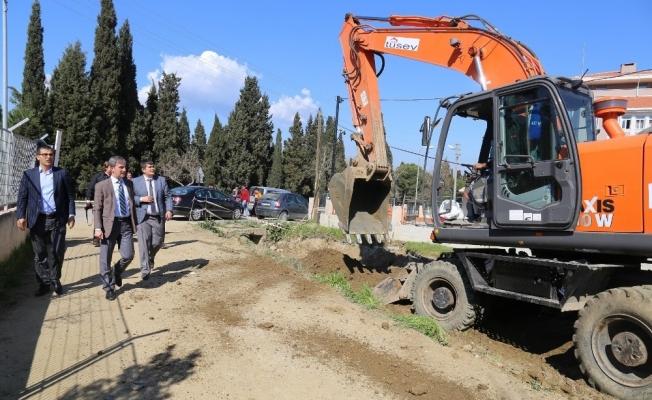 Turgutlu'da yılların sorununa çözüm