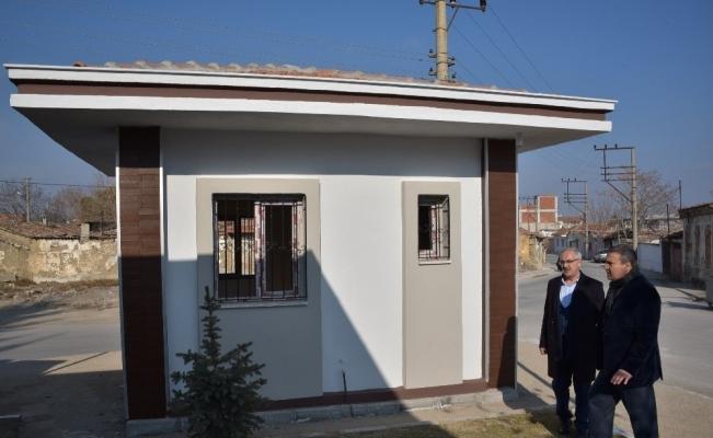 Yunusemre'de 8 muhtarlık binasının yapımı tamamlandı