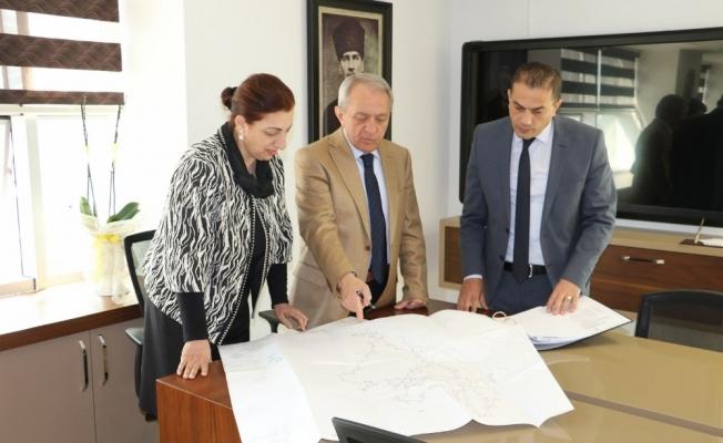 Alaşehir'in altyapısı yenilenecek