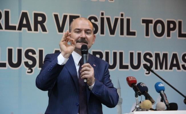 """Bakan Soylu: """"Avrupa, PKK ile anlaşmış"""""""