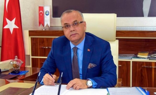 Başkan Kayda Türkeş'i andı