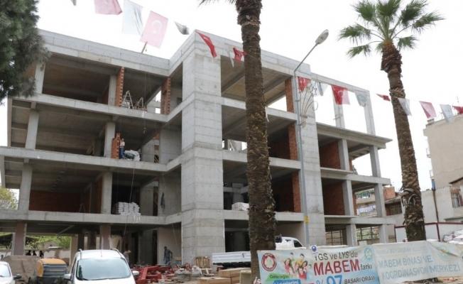Eğitim ve hizmet binası aynı binada olacak