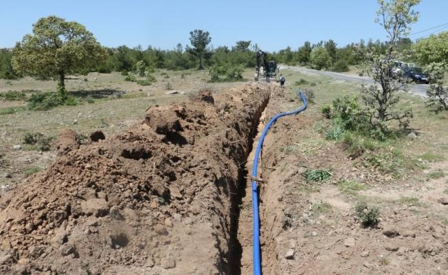 Karaveliler Mahallesinin su sıkıntısı çözülüyor