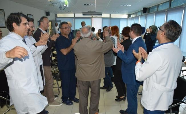 Manisa'da kanser hastalarına moral etkinliği