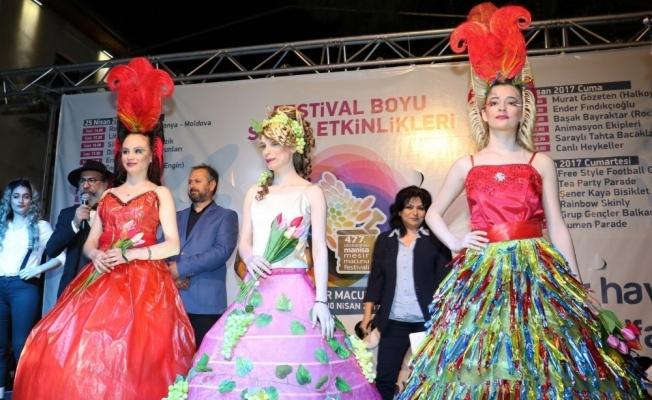 Mesir Festivali'nde sosyal farkındalık