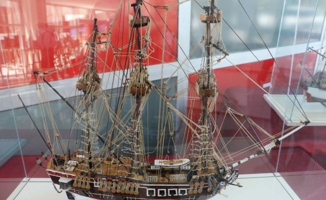 Naht sanatı ve ahşap gemiler görücüye çıktı