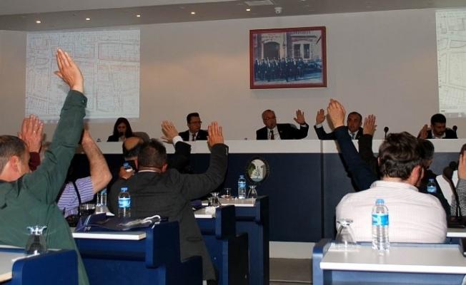 Salihli'de encümen ve komisyon üyeleri belirlendi
