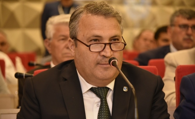 Başkan Çerçi'den 'paylaştırma' eleştirisi