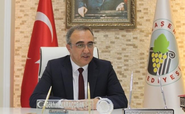 Başkan Karaçoban'dan Hıdrellez mesajı