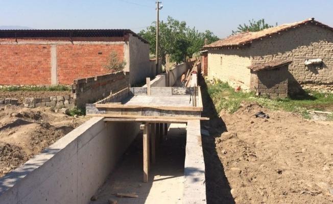 Dibekdere'de ıslah çalışmasında sona yaklaşıldı