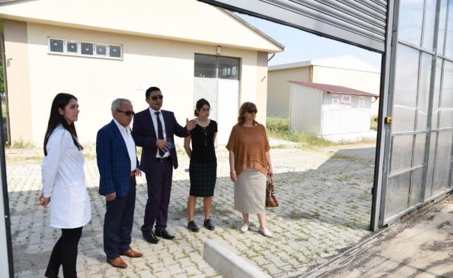 Genel Müdür Coşkun'dan çevreci yatırıma inceleme