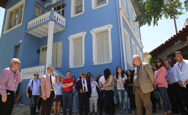 Kent Müzesi ilk misafirlerini ağırladı