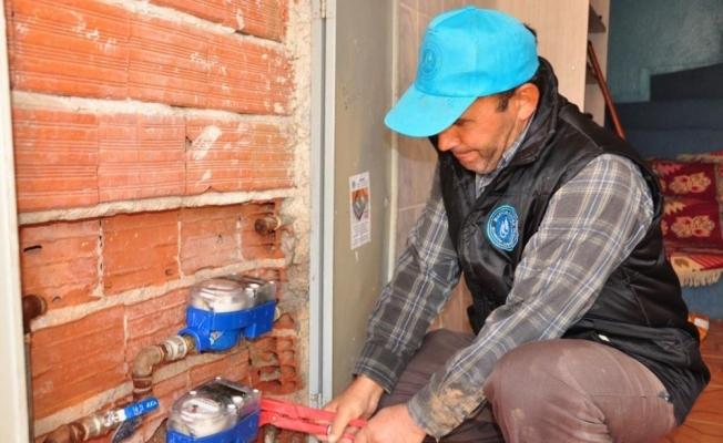 Kentsel dönüşümdeki mahalleler su sayaç değişiminden muaf tutuluyor