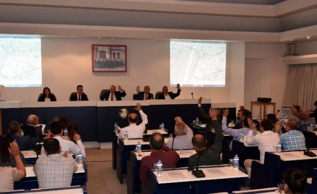 Salihli Belediye meclisi 10 gündemi karara bağladı