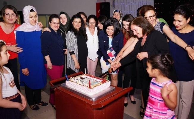 Saruhanlı'da Hemşireler Günü kutlandı