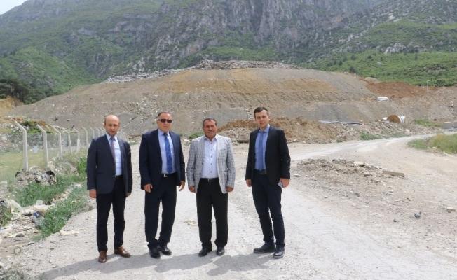 Turgut Özal Mahallesi çevre ve görüntü kirliliğinden kurtuluyor
