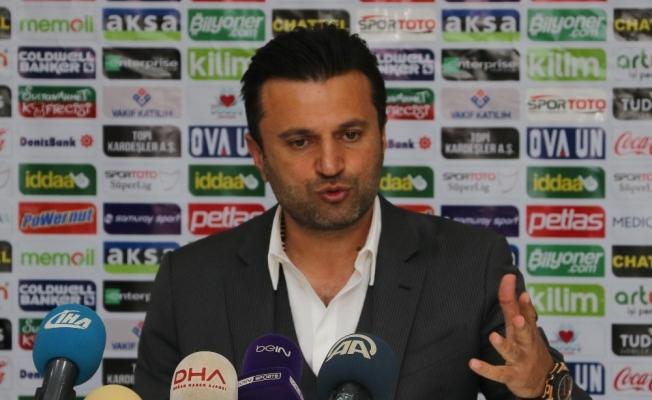 """Uygun: """"Gaziantepspor'da ben inancımı kaybetmiş değilim"""""""