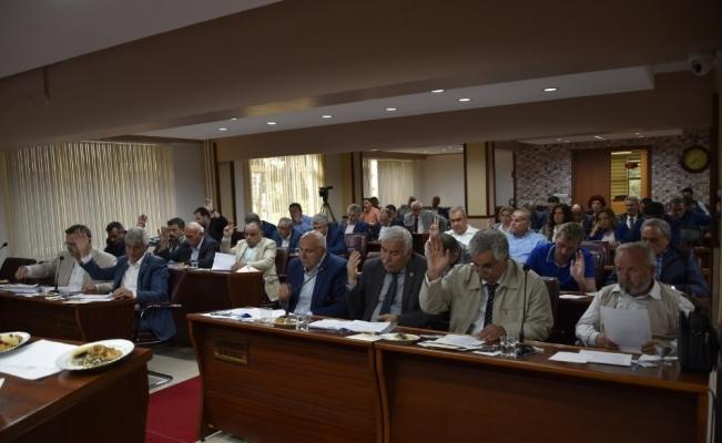 Yunusemre Meclisinde ülke gündemi değerlendirildi