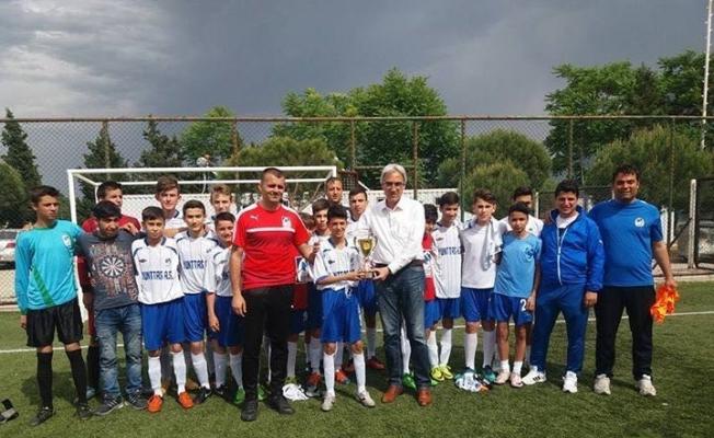 Yunusemre U-14 takımı da Türkiye Şampiyonasına gidecek