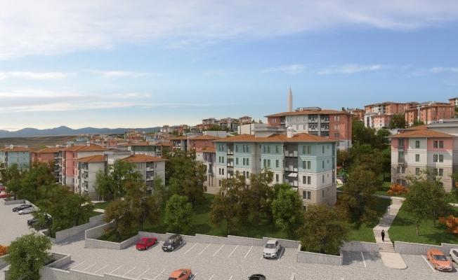 Yunuskent'in 2. etap ihalesi İstanbul'da yapıldı