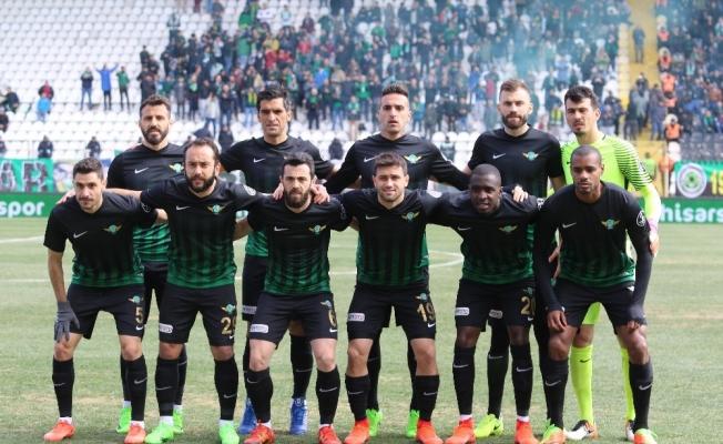Akhisar Belediyespor'da Bora Körk'ün sözleşmesi 1 yıl uzatıldı