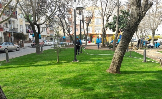 Gaffar Okkan Parkı artık engelsiz