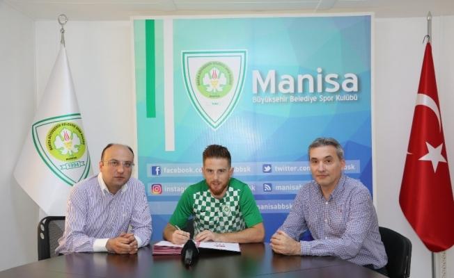 Manisa BBSK Umut Kaya'yı transfer etti.