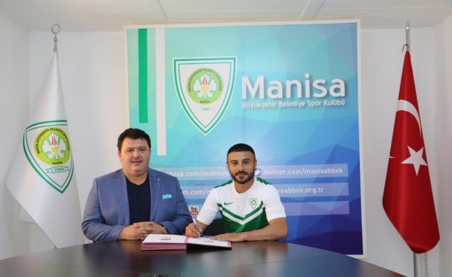Manisa BBSK'ya tecrübeli oyuncu