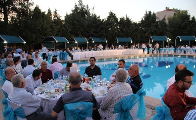 Manisalı işadamları MÜSİAD'ın iftarında buluştu