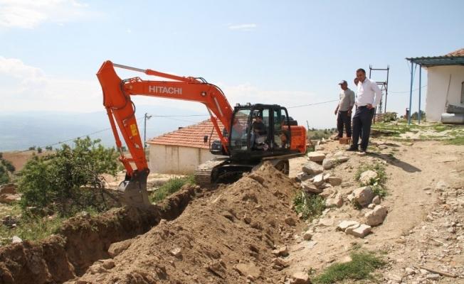 MASKİ ekipleri Şeyhdavutlar'da çalışmalara başladı