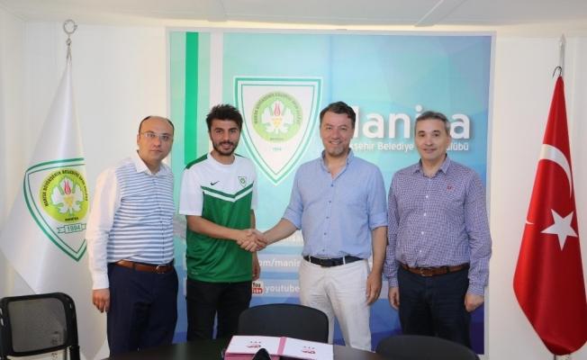 Mehmet Kuruoğlu Büyükşehir Belediyespor'da