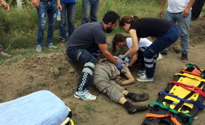 Motosiklet ile minibüs kafa kafaya çarpıştı: 1 ölü