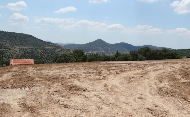 Pınarköy Mahallesine yeni mezarlık alanı