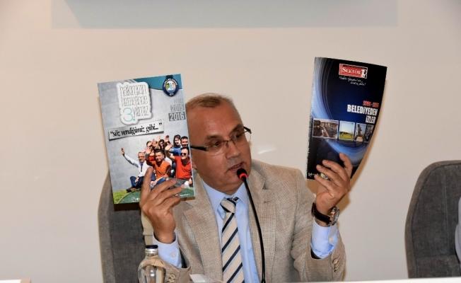 Salihli Belediye meclisi Haziran ayı toplantısını
