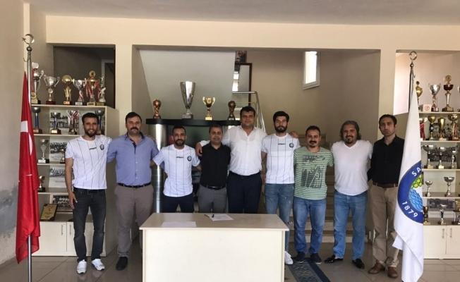 Salihli Belediyespor ilk transfer