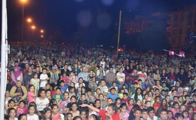 Salihli'de Ramazan etkinlikleri final yaptı